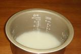 新米と古米では水の量を変える